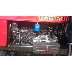 Как уберечь двигатель трактора от поломок?